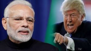 Pulwama Colen : Donald Trump says, India is Looking at Something Very Strong