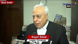 Kapil Sibal says, Pakistan's ISI is a designer of Terrorism and Jaish E Mohammed