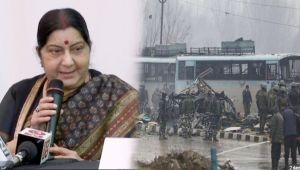 Sushma reveals why she didn't cancel her Morocco trip after Pulwama attack