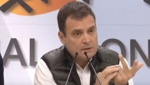Rahul Gandhi on CAG Report, I would term it as Chowkidar Auditor General Report