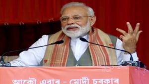 'Only a chaiwala can understand the pain of chaiwalas': PM Modi in Assam