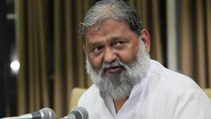 We added chowkidar to our Twitter names, you should add Pappu: Anil Vij to Congress