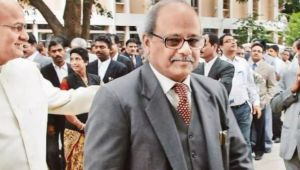 Justice Pinaki Chandra Ghose takes Oath as India's First Lokpal