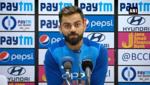 Virat Kohli states, No Team to go as favourites in World Cup