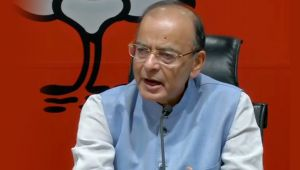 On 'Tutor' Sam Pitroda's remark, Arun Jaitley takes a dig at Rahul Gandhi