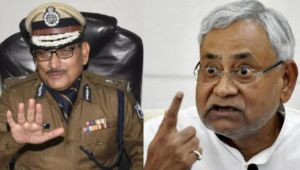 More you appear in media, chances are you will have to quit: Nitish warns DGP