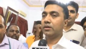 Goa CM Pramod Sawant says, Will try to work as much as possible like Manohar Parrikar