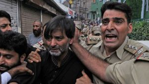 Yasin Malik Led JKLF Banned by Centre Government under Anti Terror Law