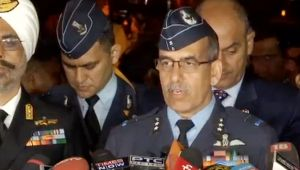 IAF successfully intercepted PAF jets and foiled their attempt: Air Vice Marshal