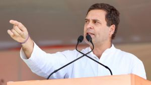 'Not scared of Modi': Rahul Gandhi targets PM at Bihar rally