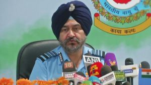 Air Chief Marshal BS Dhanoa says, 'We hit terror targets, can't count casualties'
