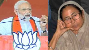 PM Modi attacks Mamata Banerjee over TMC's hooliganism in West Bengal