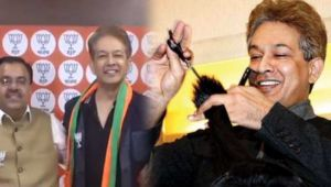Lok Sabha Election 2019 : Hair Stylist Jawed Habib joins BJP