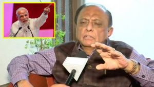 NCP MP Majeed Memon controversial statement on PM Modi, calls him 'Jaahil'