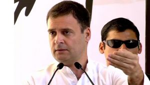 Rahul Gandhi  release Congress Manifesto , big Promises for Job, Farmers Budget