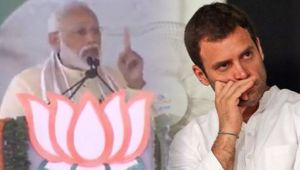 PM Modi hits Rahul Gandhi over UPA govt's corruption