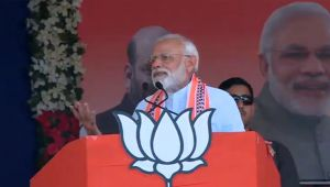 'Tughlaq Road Chunavi Ghotala': Modi accuses Congress of looting the poor