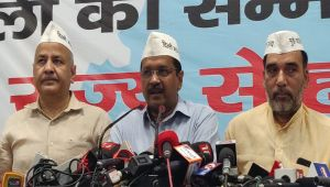 Will do everything to stop ModiShah duo: Arvind Kejriwal