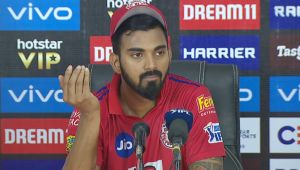 IPL 2019 : KL Rahul states, You don't get 20 ball fifties all the time