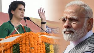Modi is arrogant like Duryodhana, says Priyanka Vadra