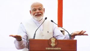 PM Narendra Modi to PMO staff says why need better leadership ?
