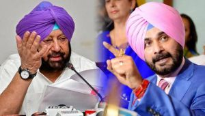 Capt Amarinder dismisses ticket denial charge after Sidhu says my wife doesn't lie