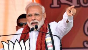 PM Modi takes a jibe on Congress's 'Hua To Hua' Comment over 1984 Sikh Riots