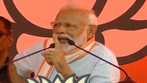 At Kurukshetra poll rally, PM Modi lists out curses given to him by opposition