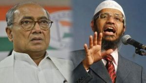PM Modi states, Congress praised Zakir Naik whose words caused Sri Lanka Blast