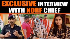 Oneindia speaks to DG NDRF about how the disaster response force operates