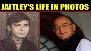 RIP Arun Jaitley: Former Finance Minister's life in pictures