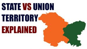 Jammu and Kashmir ceases to be  a state, now UT: What is the difference?