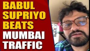 Babul Supriyo beats Mumbai Traffic, travels in an auto to the airport, video goes viral