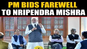 PM bids farewell to trusted Principal Secretary Nripendra Mishra