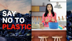 Along With Prime Minister India Is Ready To Fight The Plastic Menace