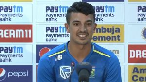 Ind vs SA: There was relentless pressure from Indian bowlers, says Zubayr Hamza
