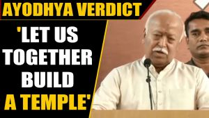 RSS chief says verdict is not about a win or a loss for anyone