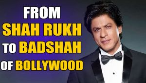 Shah Rukh Khan Turns 54, Watch: The journey of Bollywood's Badshah