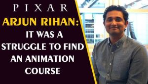 Pixar studio: Our hometown hero Arjun Rihan tells us about his journey
