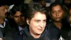 Priyanka Gandhi on Unnao Case