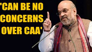 Amit Shah: Will look into issues Meghalaya has with Citizenship Act