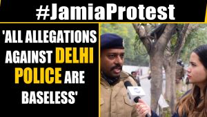 Jamia Protest: DCP South-East Delhi says 'had to enter campus to contain violence'
