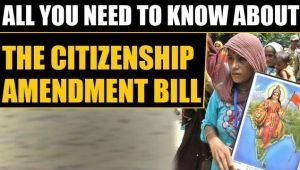 Citizenship Amendment Bill: What is it and why is it contentious