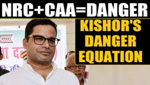 Prashant Kishor says NRC and Citizenship Act together are dangerous