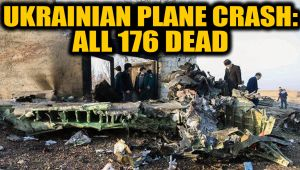 Ukrainian plane crash: All crew and passengers on board die, crash soon after take off....