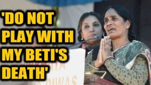 Nirbhaya's mother begs PM Modi to speed up execution of convicts
