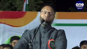 Owaisi says won't show papers, will rather take bullets in the chest