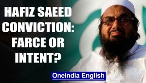 Will Pakistan carry through Hafiz Saeed's conviction? India doubts it