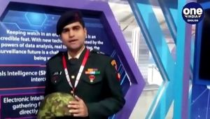 Indian Army Major develops world's first bullet proof helmet, can stop AK-47 from 10 metres