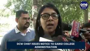 Gargi college sexual assault case: DCW Chief Swati Maliwal issues notice to police